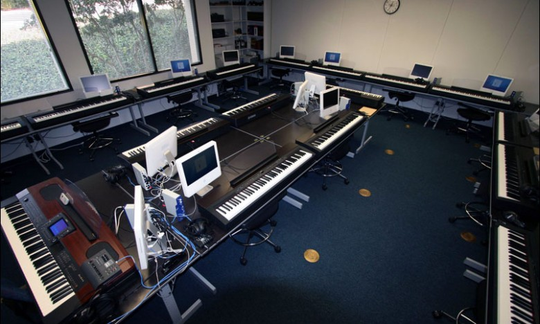 Pepperdine Music Lab