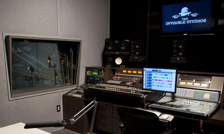 The Invisible Studios