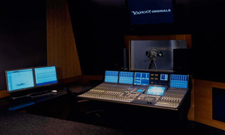 Yahoo Music Studio