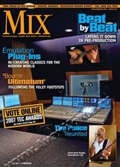 Aug 2007   |   Yahoo Music Studio Renovation   |   Mix Magazine Cover   |   Feature