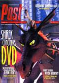 Oct 2001   |   The Post House Inc.   |   Audio News