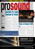 Pro Sound | Zr Acoustics | May 2010
