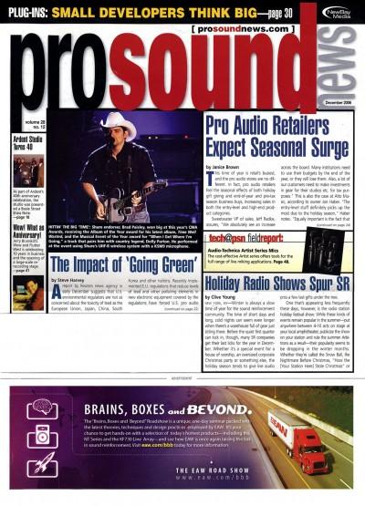 Dec 2006   |   Yahoo Live Sets   |   Sound Broadcast