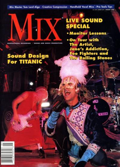 Jan 1998   |   Dreamworks Records   |   LA Grapevine