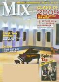 Jun 2009   |   Lime Studios   |   Mix Magazine Class of 2009