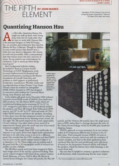 Quantizing Hanson Hsu
