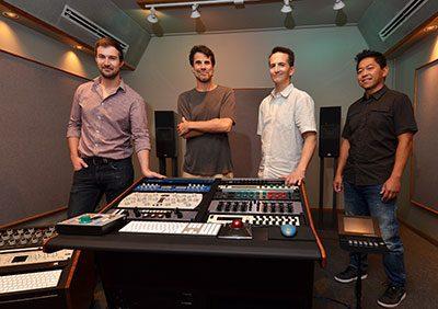 United Recording brings back Mastering