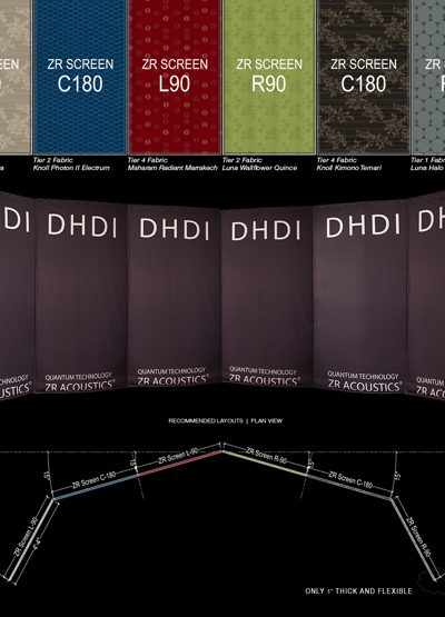 DHDI Bows ZR Pop-Up Studio
