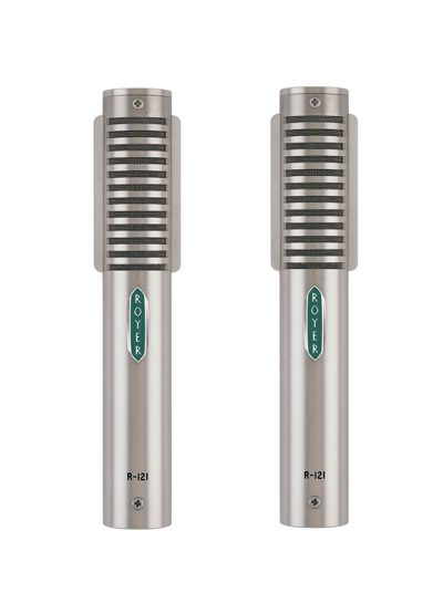 ZR Live! Showcases Microphones by Royer | Mix Magazine