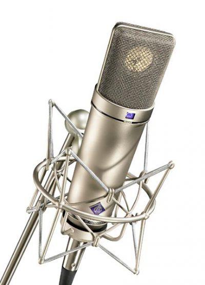 ZR Live! Showcases Microphones by Neumann/Sennheiser | Mix Magazine
