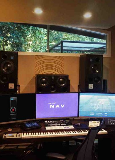 DHDI Announces ZR Acoustics at Henry Jackman's Studio | Mix Magazine