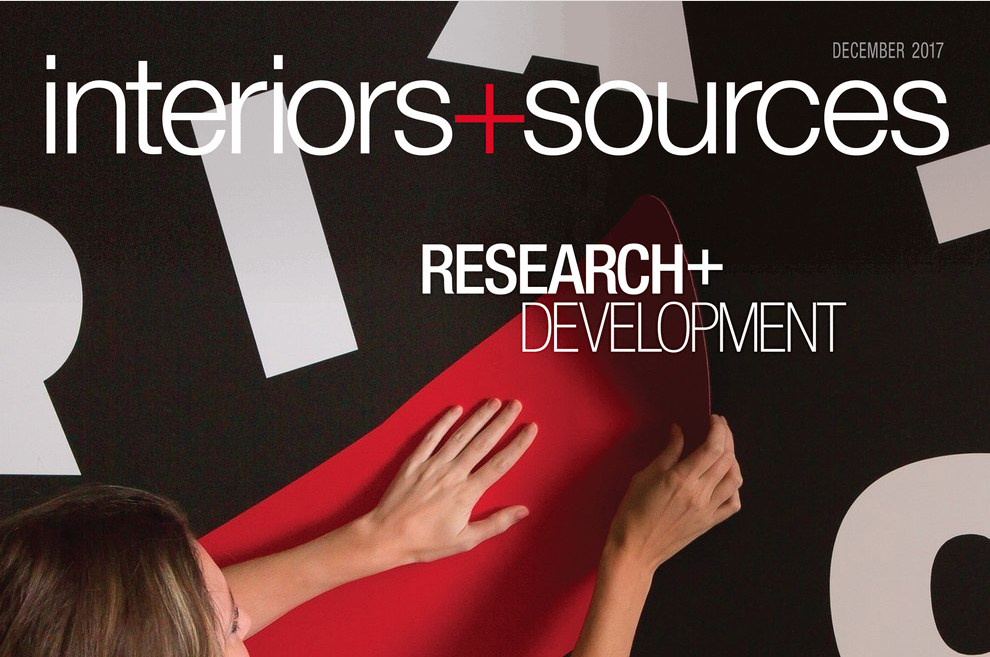 Acoustics 101     Editorial for Interiors + Sources December 2017